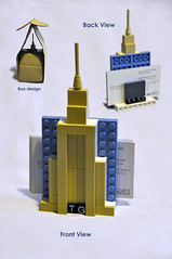 Omar + kamitera has added a photo to the pool:A present I did for TG, a friend that works at the Empire State Building.
