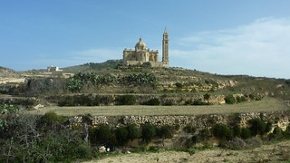 Ta´Pinu Church, Gozo