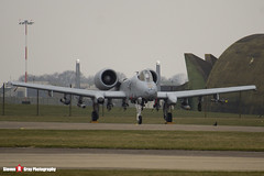 78-0651 DM - A10-0271 - USAF - Fairchild A-10C Thunderbolt II - Lakenheath, Suffolk - 150319 - Steven Gray - IMG_5480