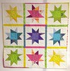 Starbaby: a quilt for Elinor