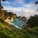 McWay Falls by Joe Parks