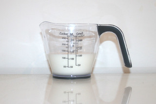 05 - Zutat Sahne / Ingredient cream