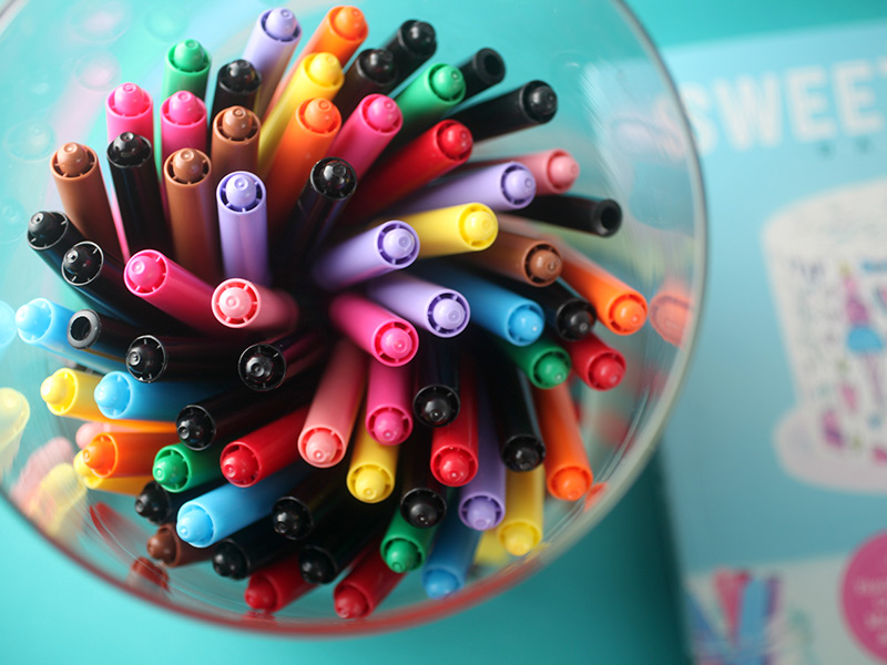 Edible Ink Writing Pens