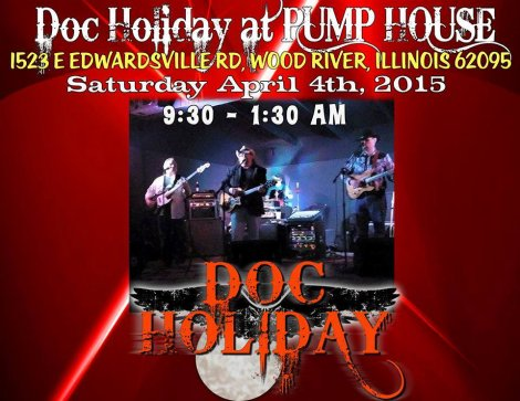 Doc Holiday 4-4-15