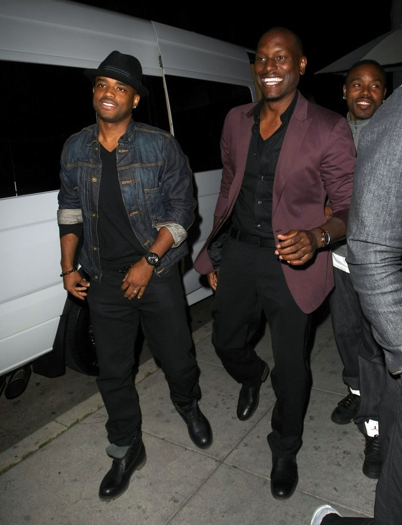 The gallery for --> Tyrin Turner And Jamie Foxx