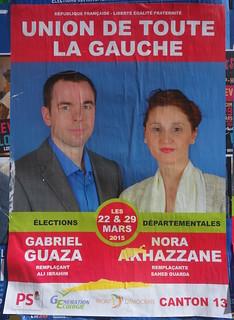 Nora Akhazzane - Gabriel Guaza