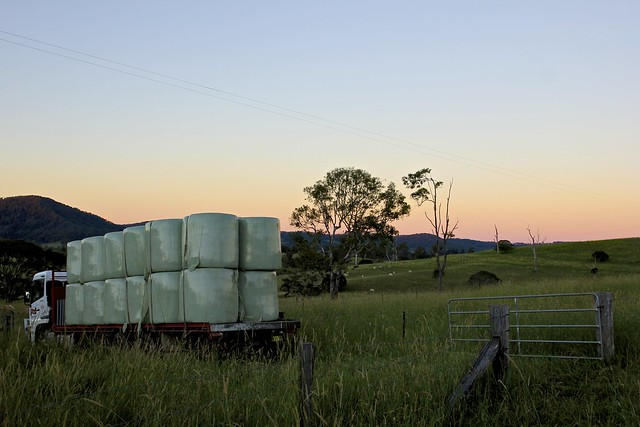 Make hay while the sun sets