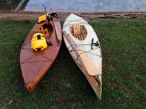Kayaking and Cabin Camping at Table Rock Lake