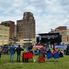 59/20 music fest in downtown Meridian