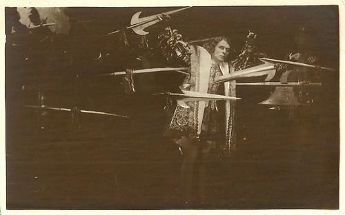 Luciano Albertini in Il ponte dei sospiri (1921)