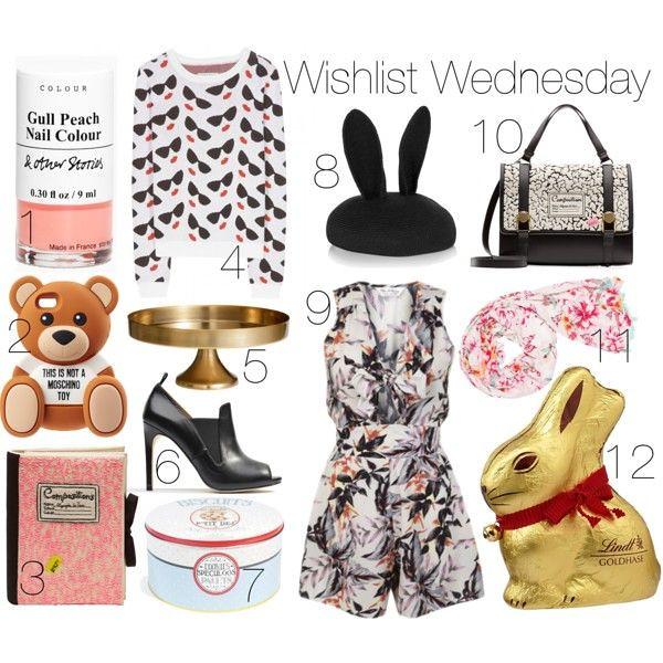 Wishlist Wednesday #7