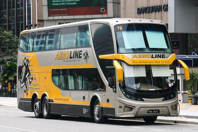 Aeroline Coach Amp Express Bus