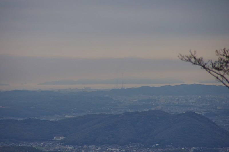 金山からの眺め2