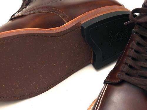 Alden / #403 Indy Boot Brown Chromexel