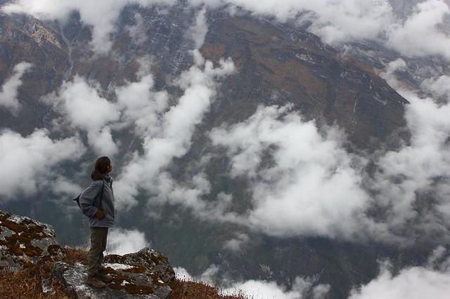 Mardi Himal trekking - Hiranya - via TinyBlackBird.com
