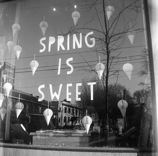 Spring is Sweet
