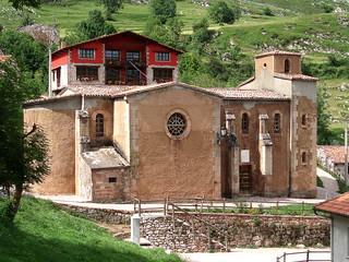 La Parroquia de san Andres *  Tresviso  ( Cantabria)