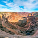 Shafer Trail Panorama: in EXPLORE 04/24/2015 by Gaurav Agrawal @ San Diego
