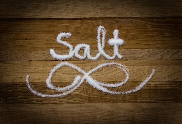 salt - 105/365 {explored}