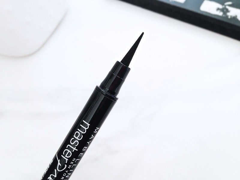 Maybelline Eye Studio Master Precise Ink Pen Eyeliner Review