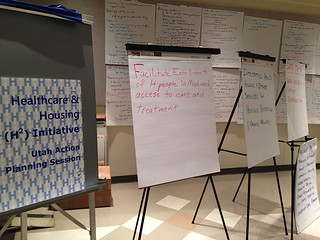 Housing and Health Initiative Action Planning Session - Utah 6