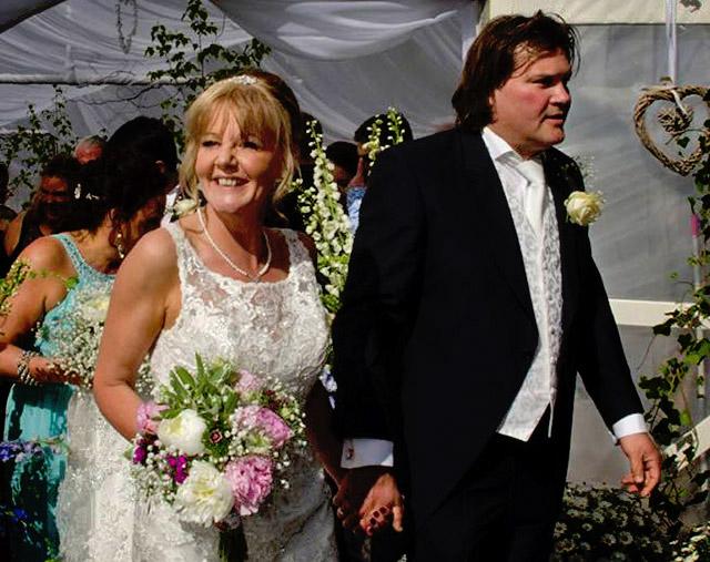 Poyltunnel Wedding