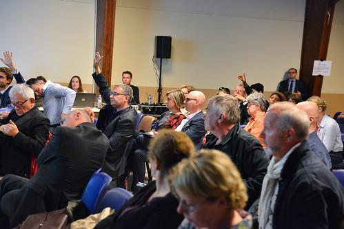 EuropaCity - Conférence-débat commerce - 9 mai 2016, Villepinte