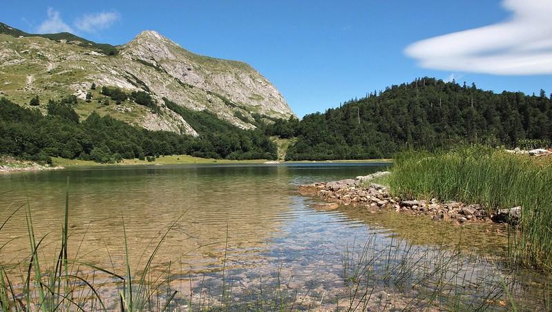 National Park Sutjeska, BOSNIA AND HERZEGOVINA, July 2011