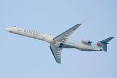 Air Canada Express Bombardier CRJ-705 C-GOJZ DSC_20275