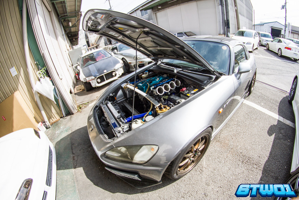 S200 Engine up