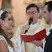 Casamento Melina Tristão de Souza e Israel Peisino Junior - Igreja