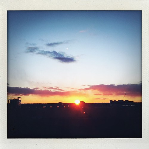 sunset 3/27/15