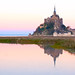 Mont-Saint-Michel by Corinne Queme