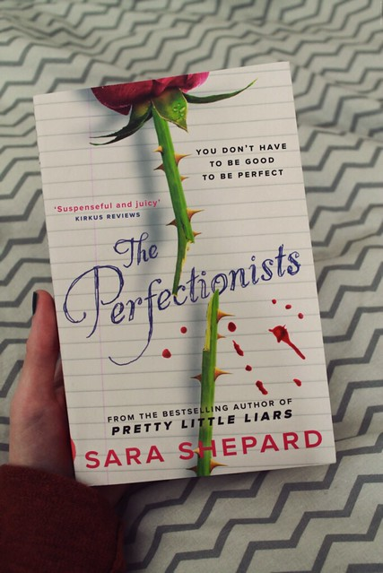 the perfectionists sara shepard