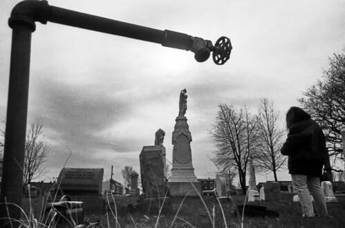 Mt. Vernon Cemetery: March 1989