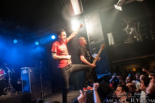 Sick of it all - Route Resurrection Fest  2015