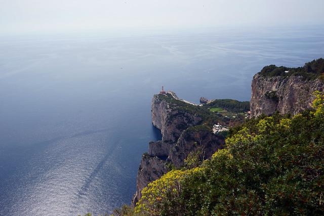 Faro di Punta Carena