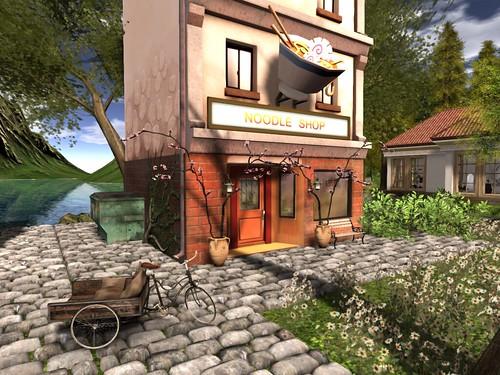 Oleander Noodle Shop