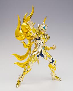 【新增販售資訊】聖鬪士聖衣神話EX 黃金聖鬪士 獅子座艾奧里亞(神聖衣)