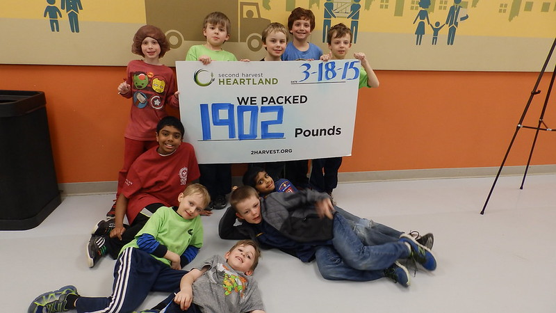 Cub Scout Pack 283 3-18-15