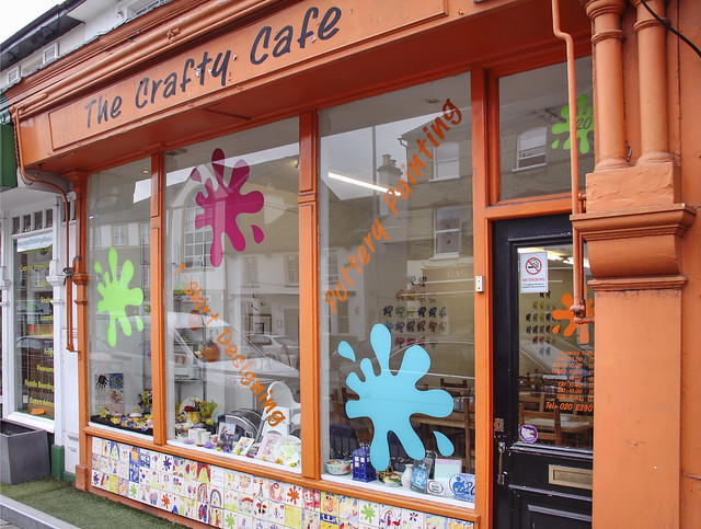 The Crafty Cafe - Surbiton