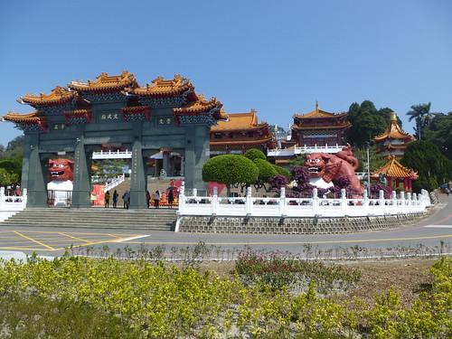 Ta-Sun Moon Lake-j2-est-Temple Wenwu (34)