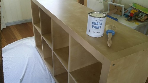 Ikea Shelf Style - Ready to Paint