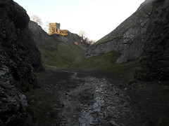 Peveril Castle & Cave Dale