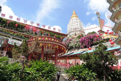 Kek Lok Si Temple George Town Penang