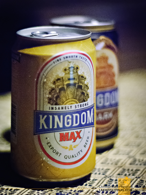 Kingdom Beer in Siem Reap