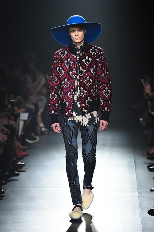 FW15 Tokyo DRESSCAMP018_Ben Bengtsson(Fashion Press)