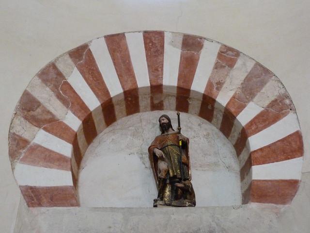 Iglesia mozárabe de San Cipriano en San Cebrián de Mazote (Valladolid)