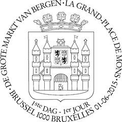 10 Grd-Place de Mons zBxl N