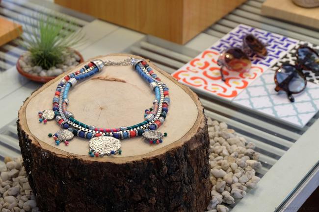 parfois tribal necklace 2015